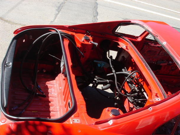 Nearly Stripped Red Sw20 Mr2 03 17 2008